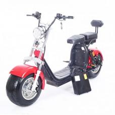 Электроскутер ElectroTown Citycoco Harley 2000W Pro