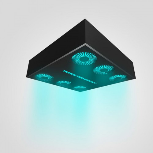 Бактерицидный рециркулятор воздуха Armstrong (черный)